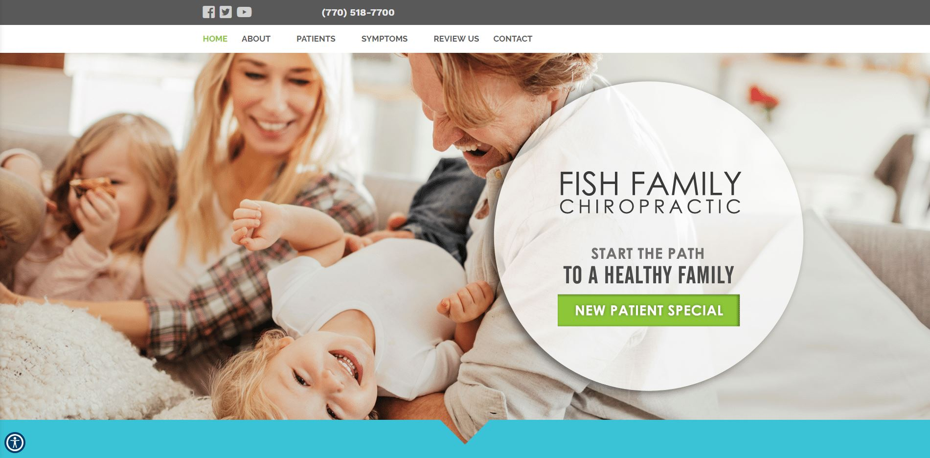 Chiropractor in Roswell
