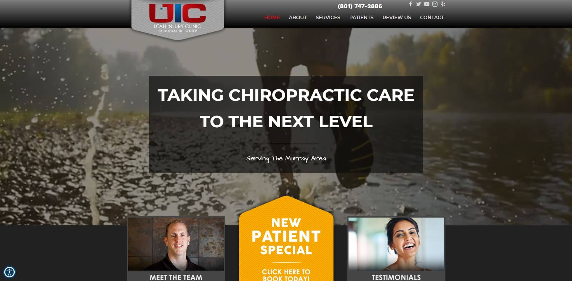 Chiropractor in Salt Lake City