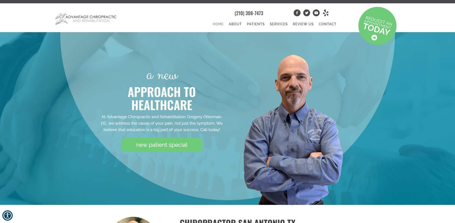 Chiropractor in San Antonio