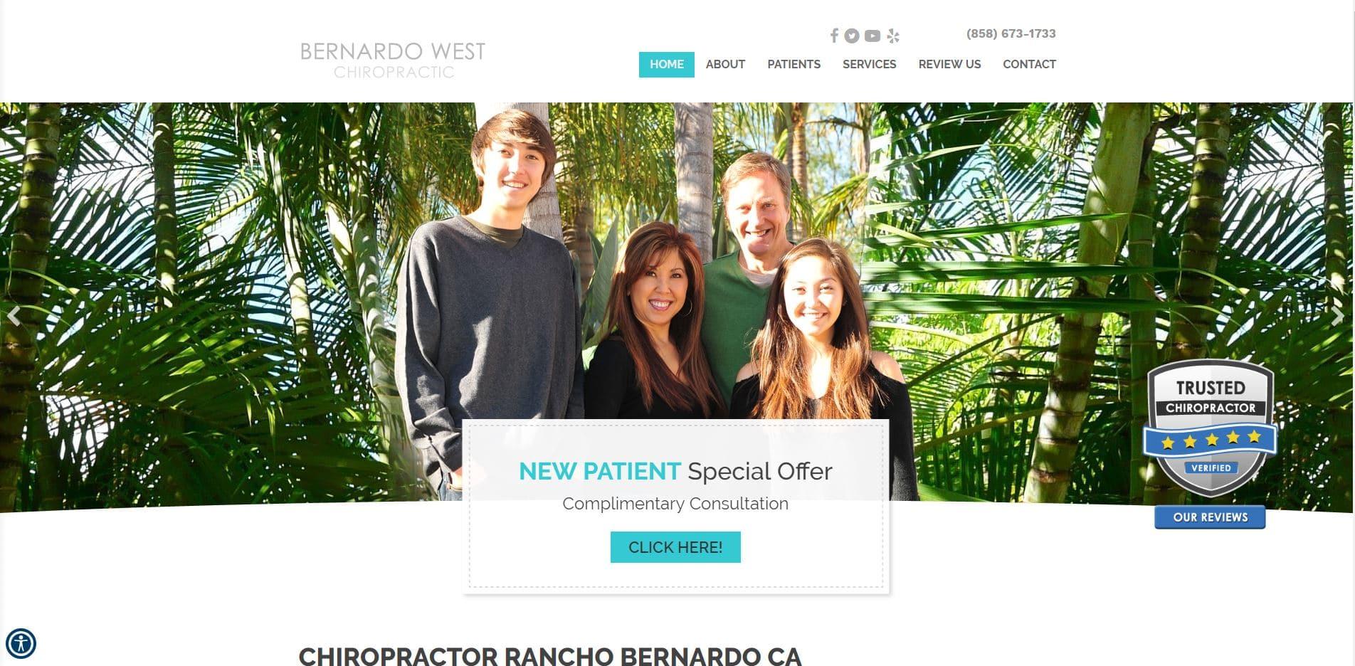 Chiropractor in San Diego