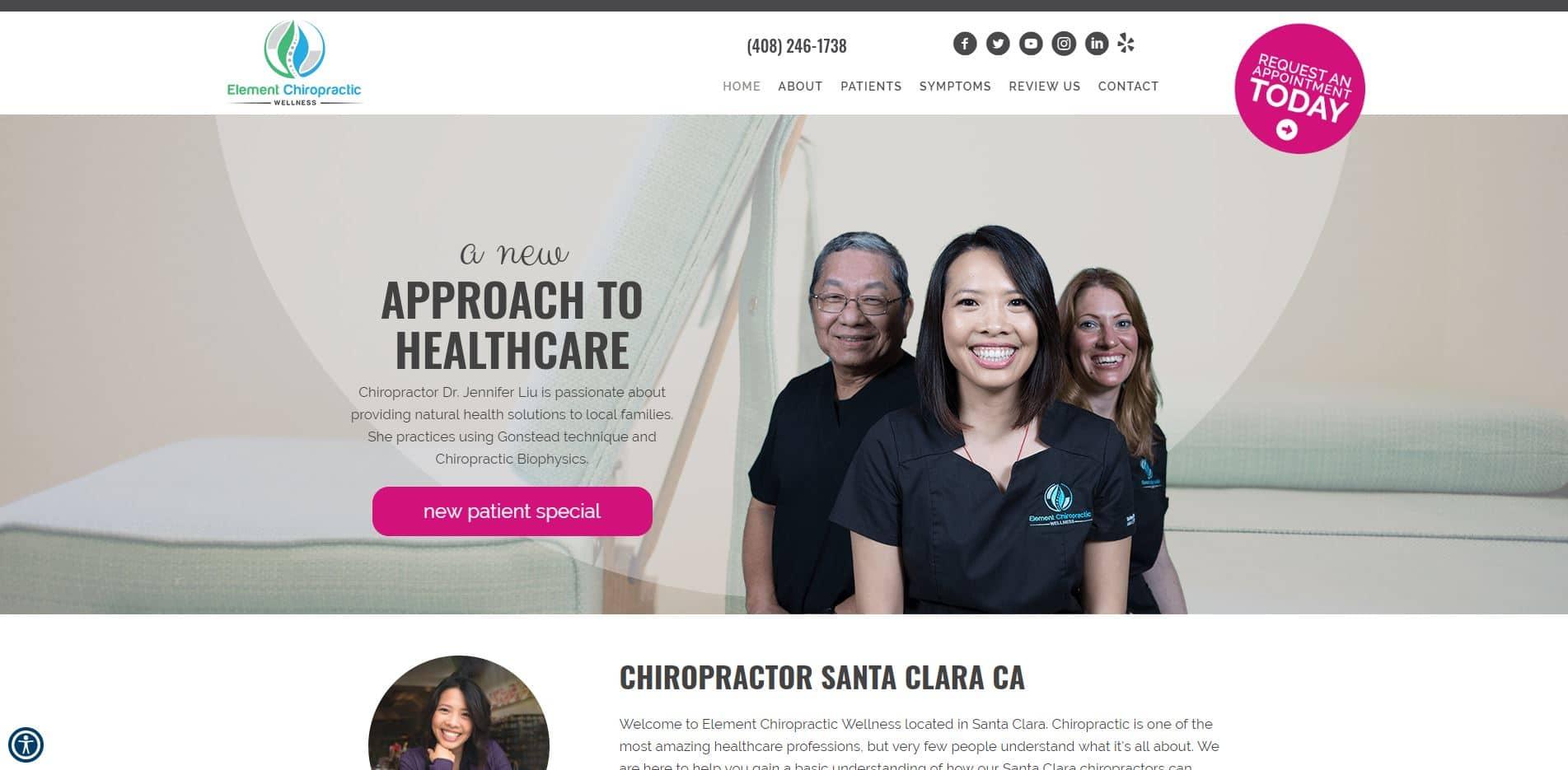 Chiropractor in Santa Clara