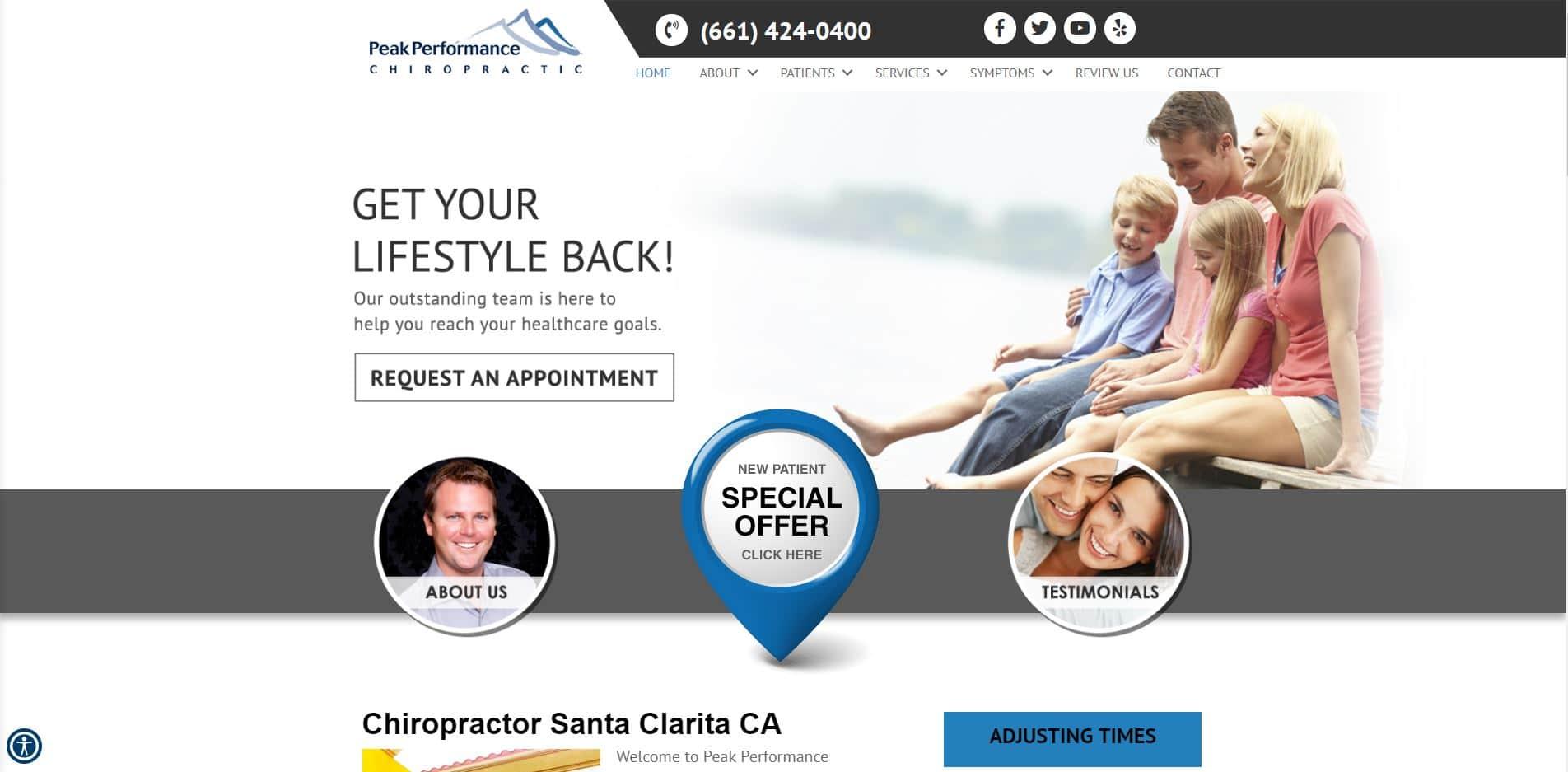 Chiropractor in Santa Clarita