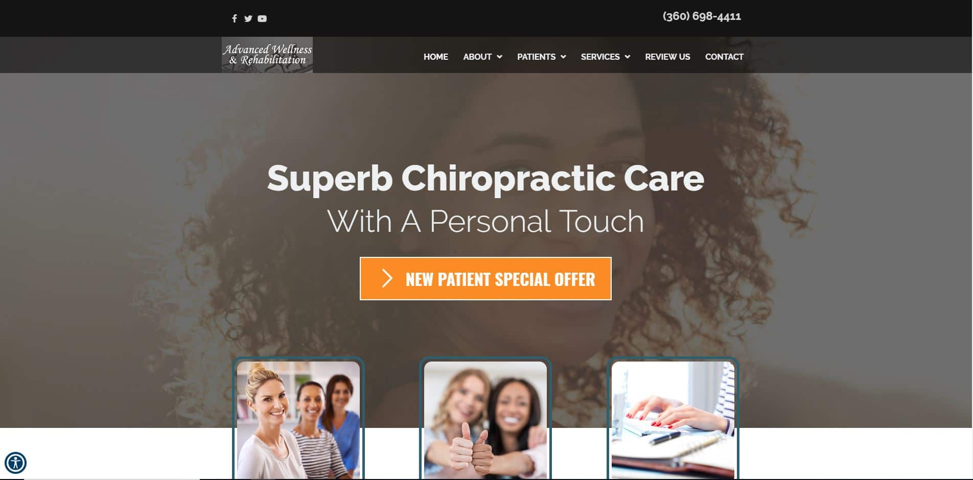 Chiropractor in Silverdale
