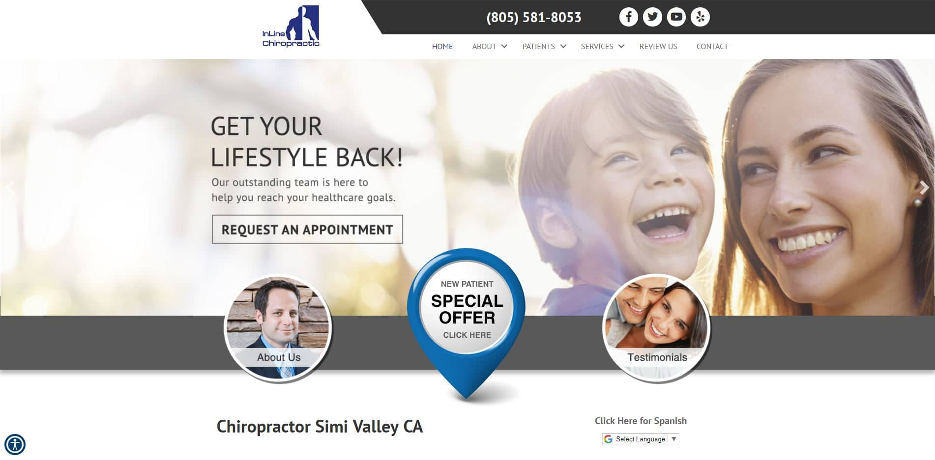 Chiropractor in Simi Valley