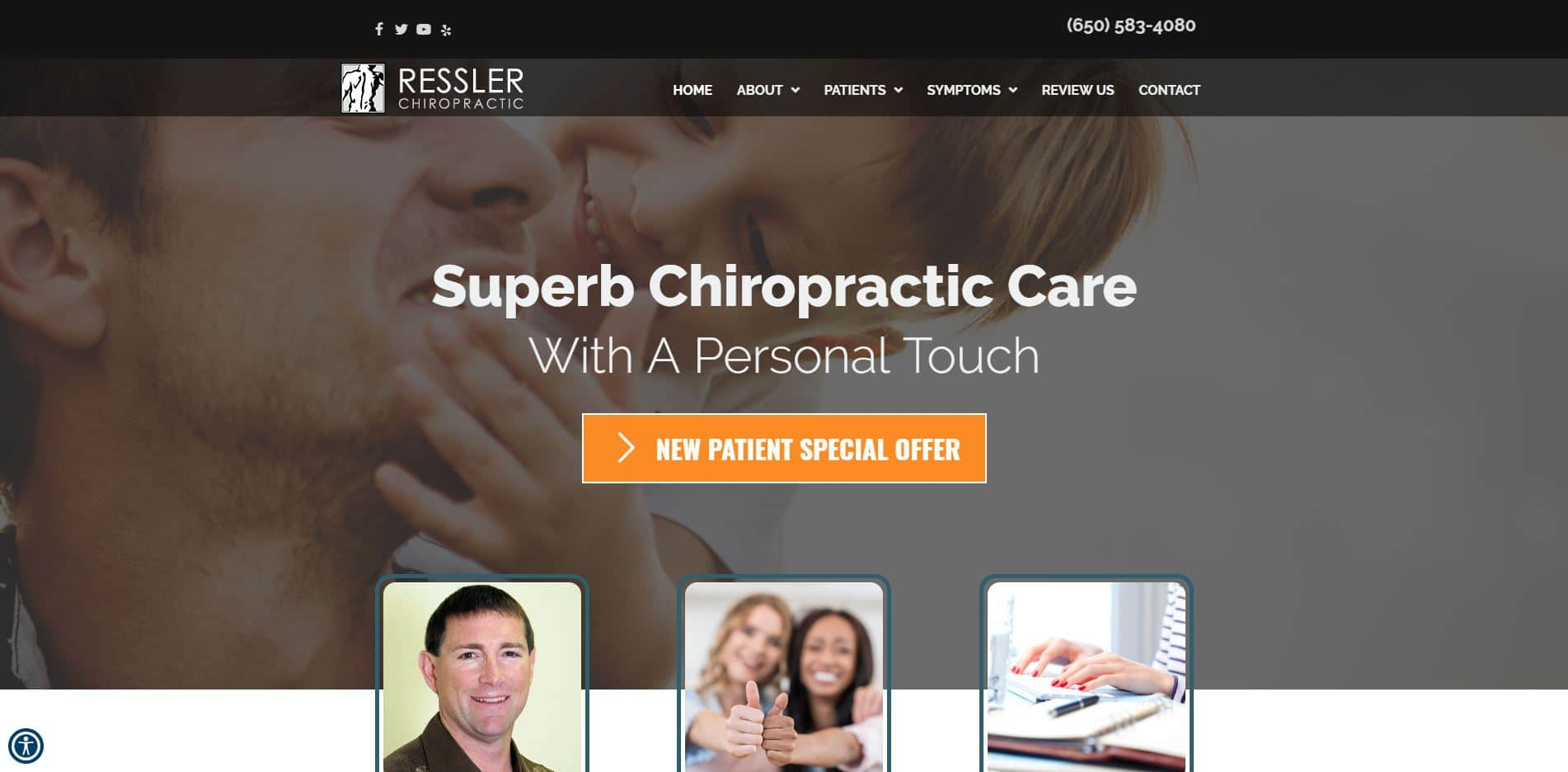 Chiropractor in South San Francisco