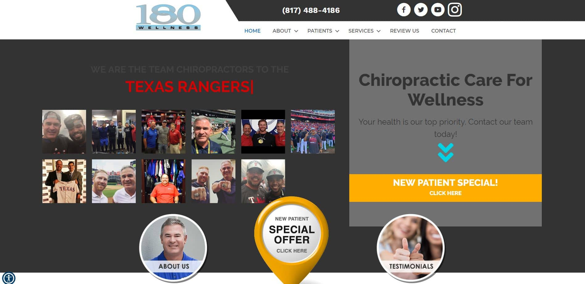 Chiropractor in Southlake
