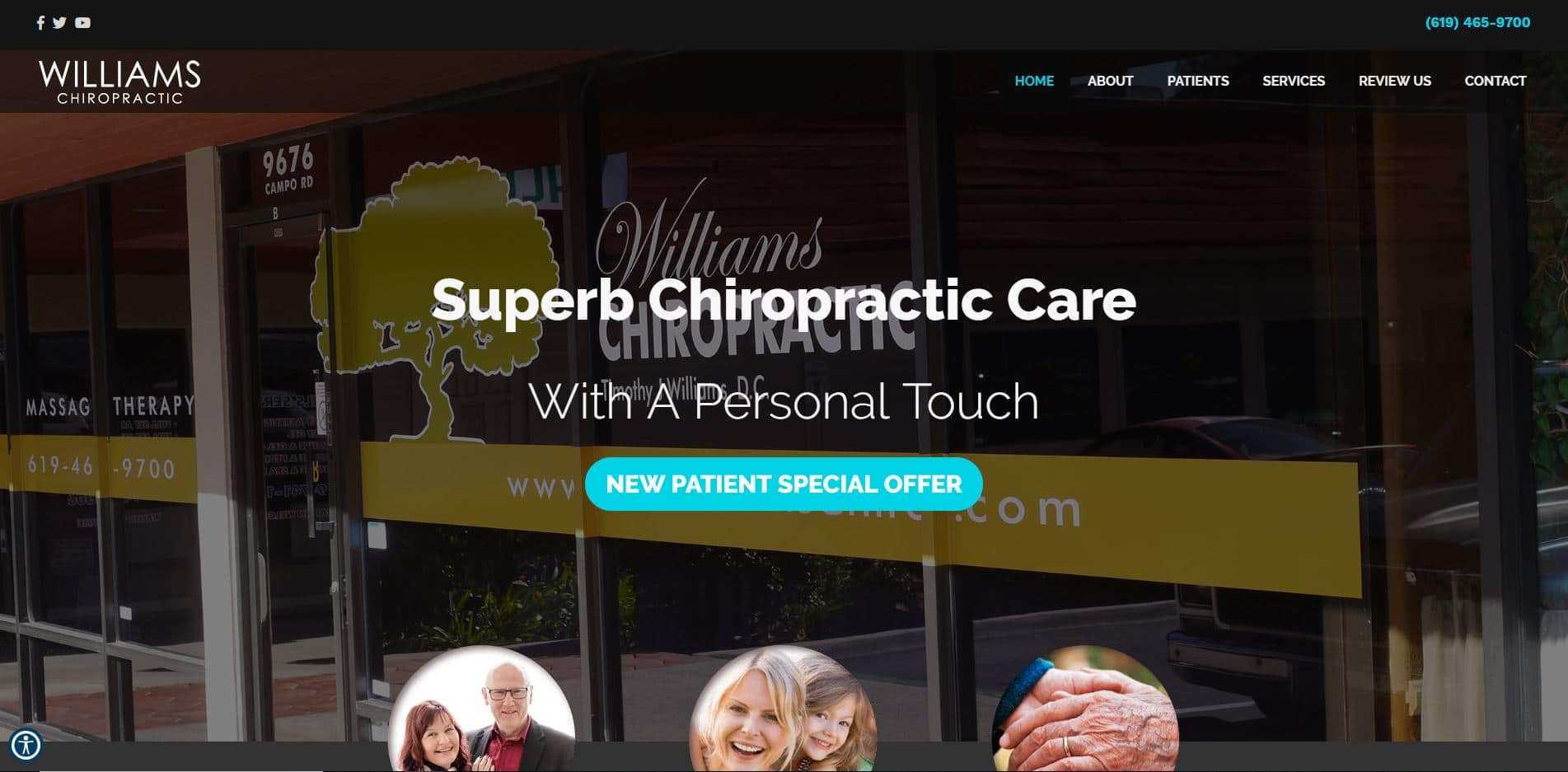 Chiropractor in Spring Valley