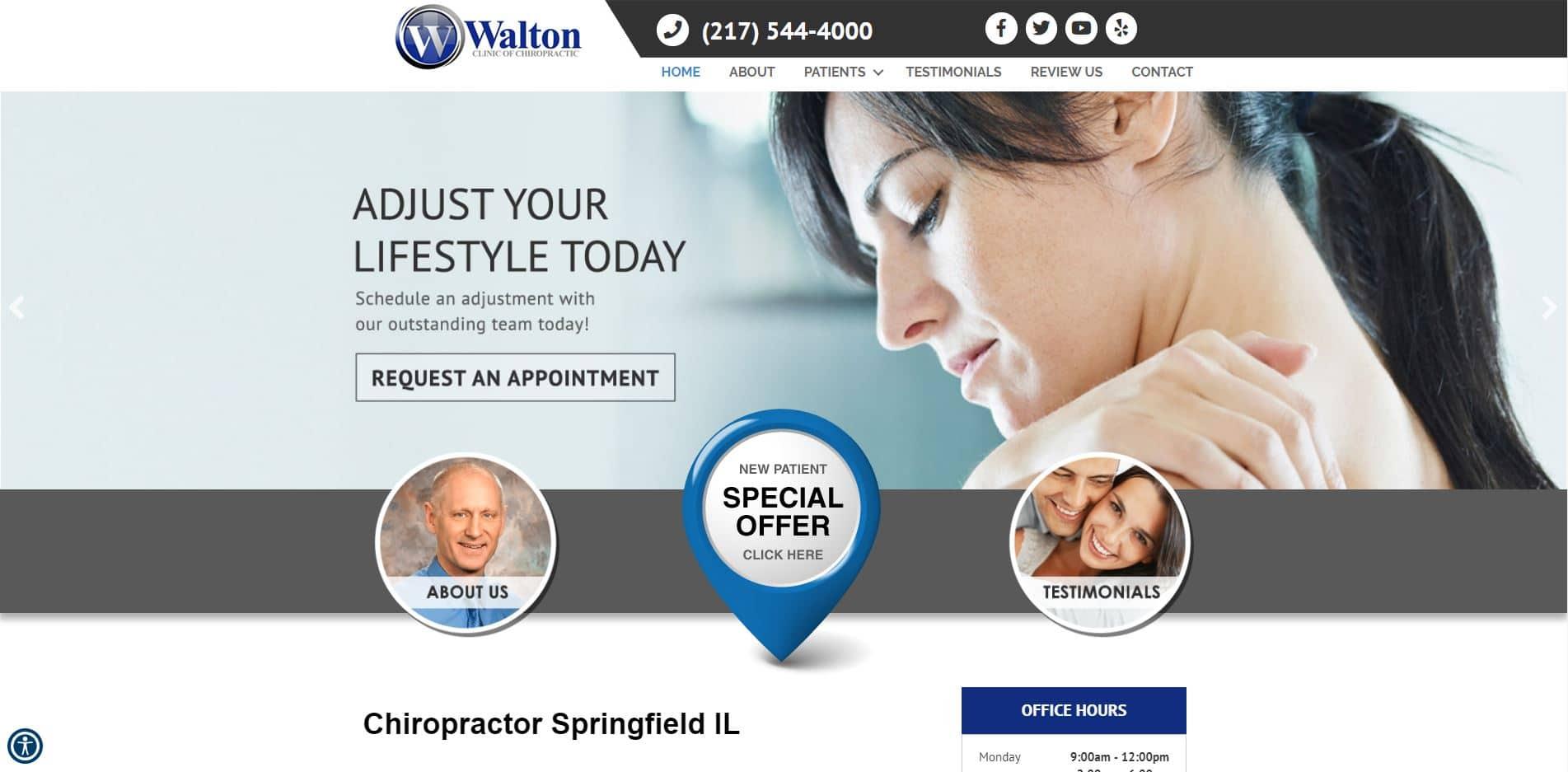 Chiropractor in Springfield
