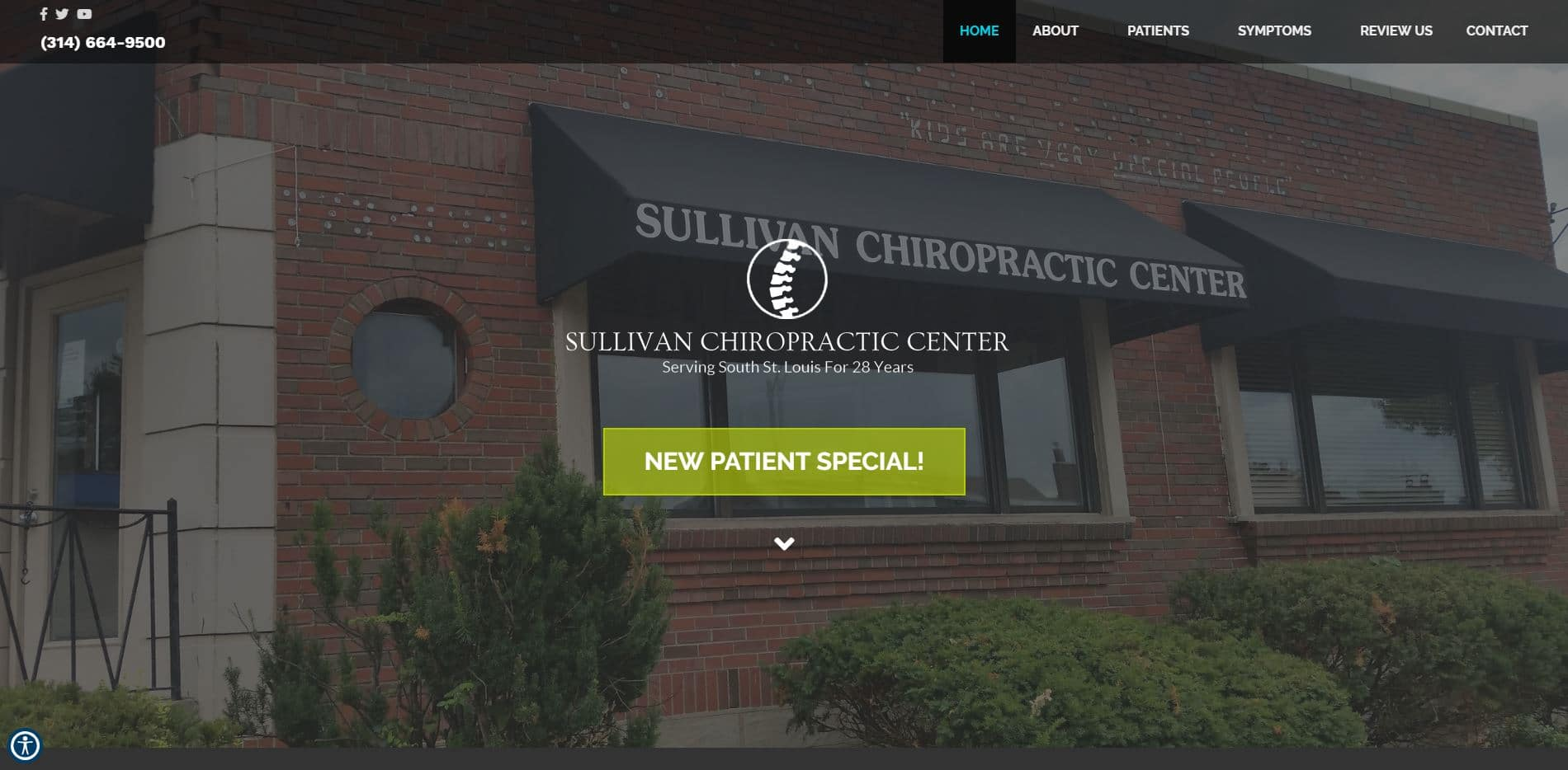 Chiropractor in St. Louis