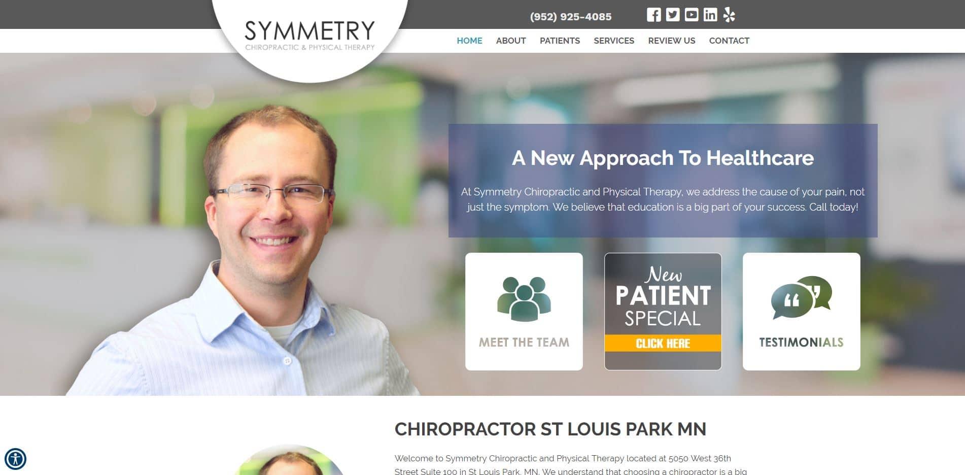Chiropractor in St. Louis Park