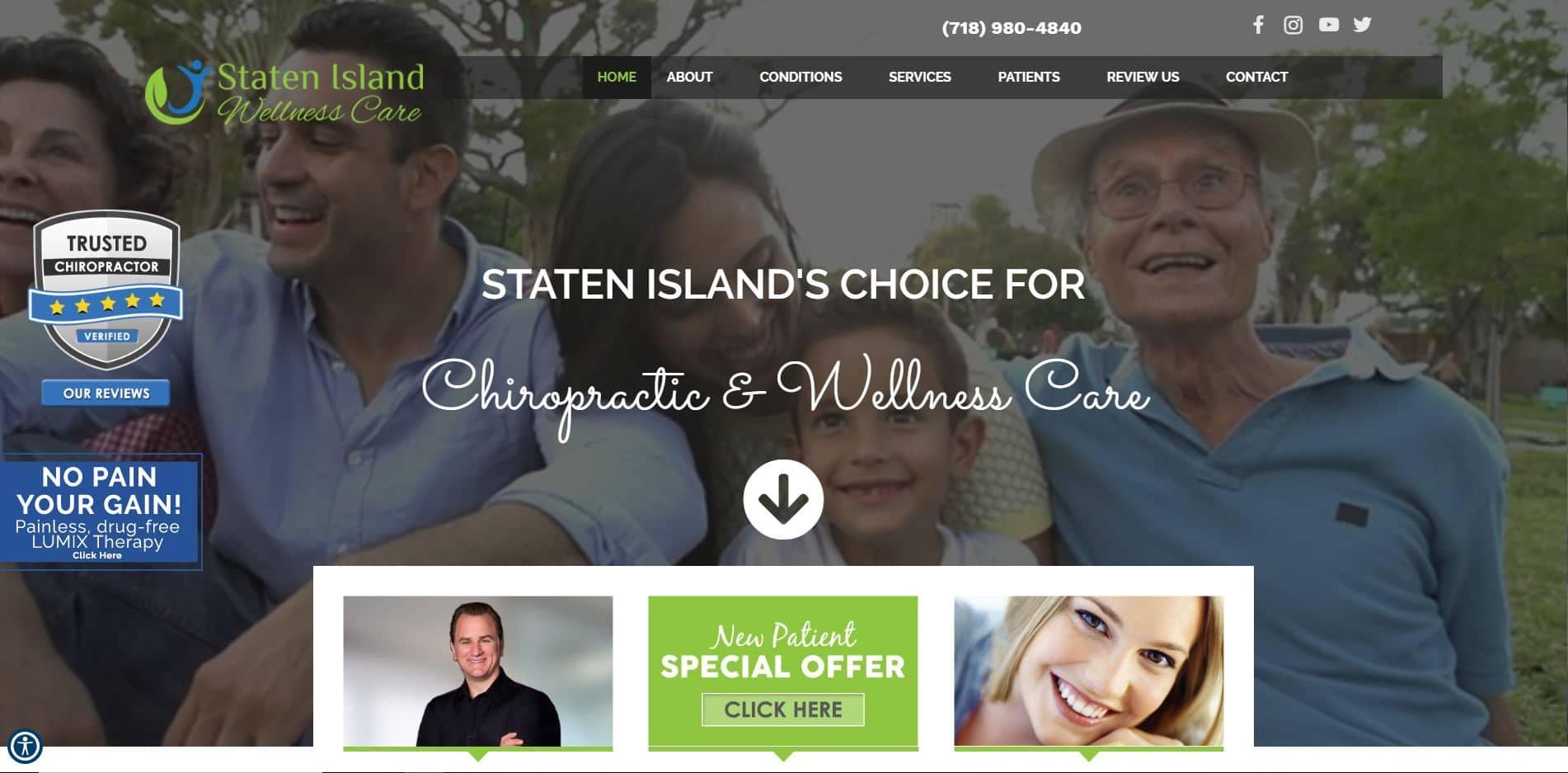 Chiropractor in Staten Island