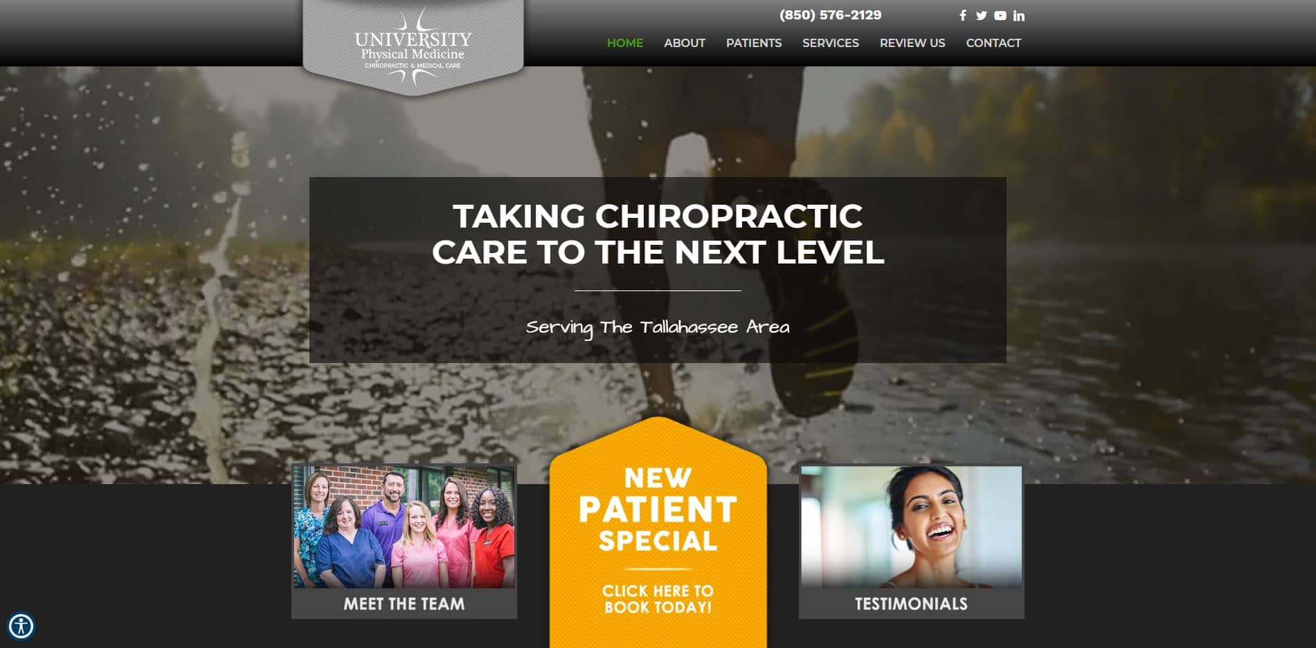 Chiropractor in Tallahassee