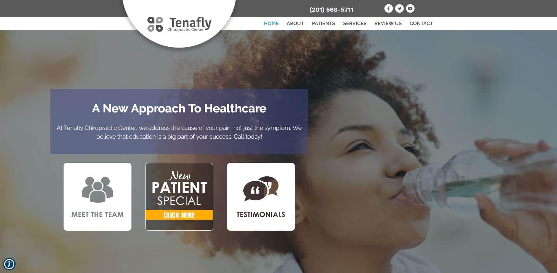 Chiropractor in Tenafly