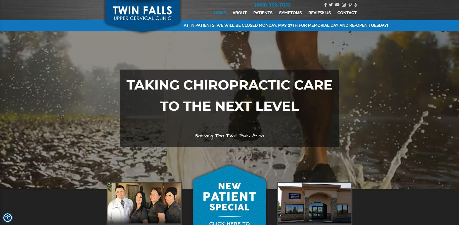 Chiropractor in Twin Falls