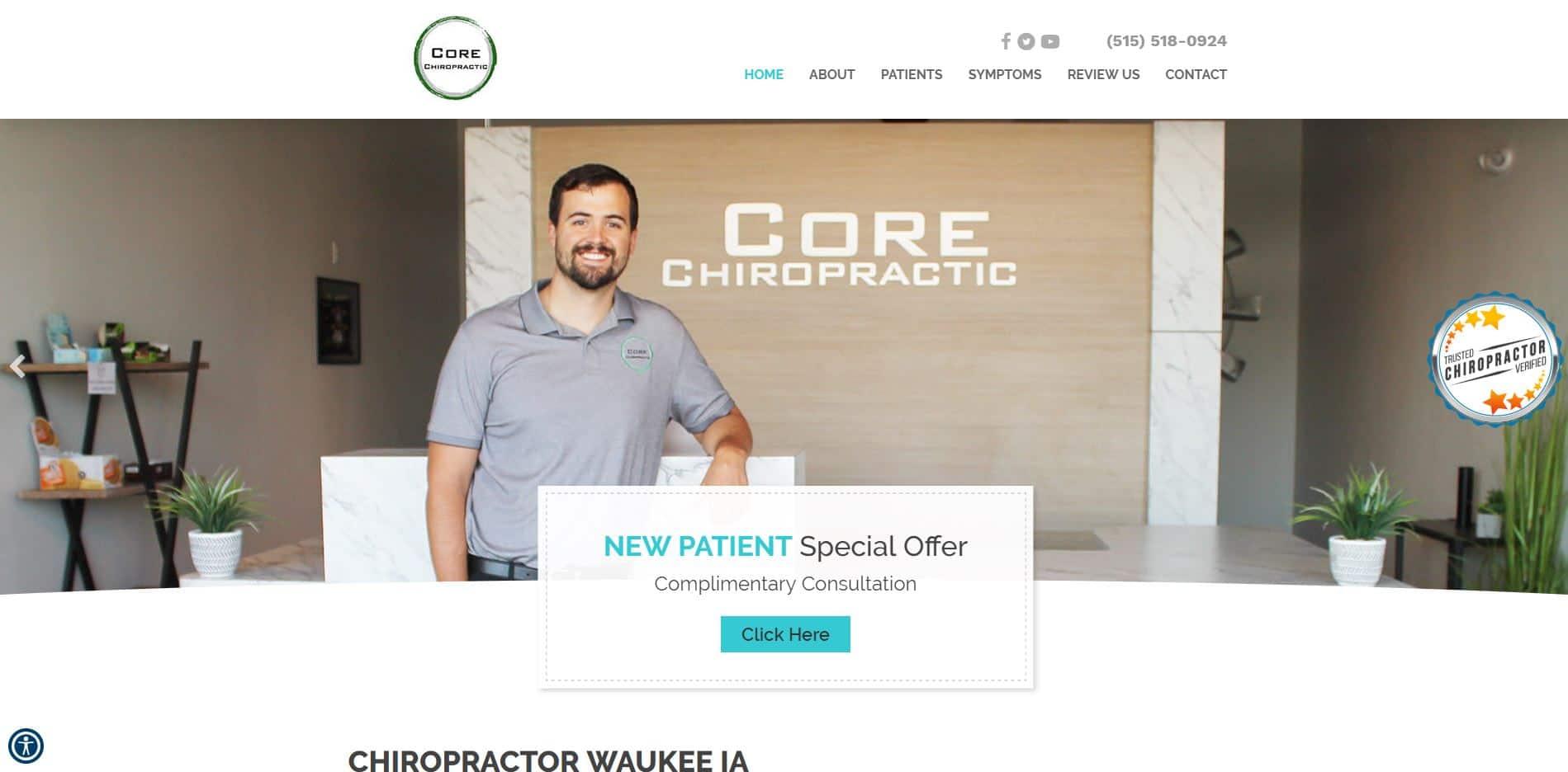 Chiropractor in Waukee
