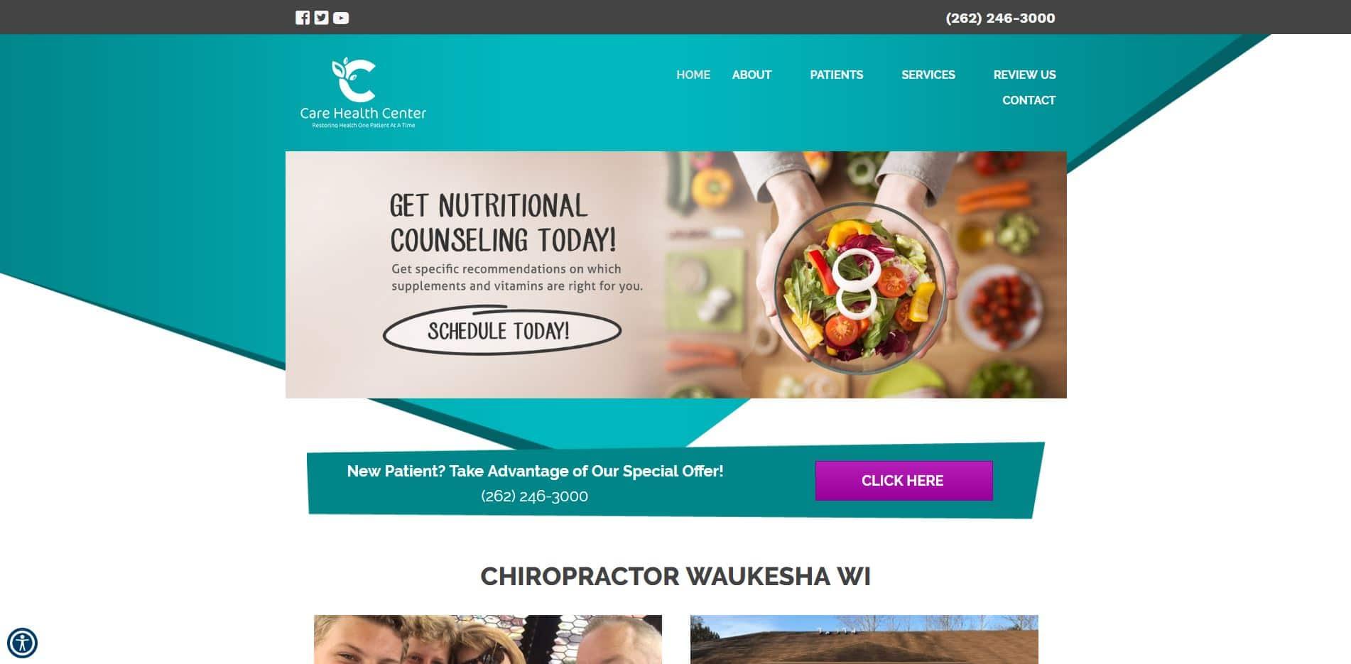 Chiropractor in Waukesha