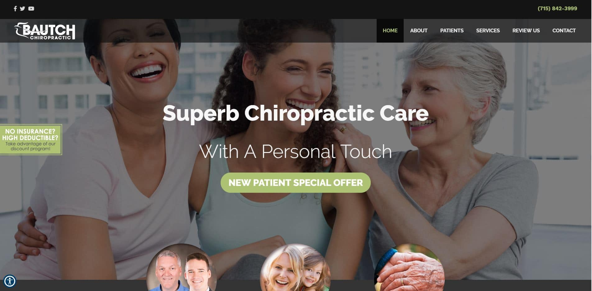 Chiropractor in Wausau