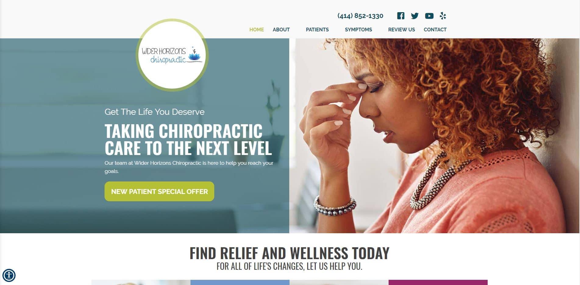Chiropractor in Wauwatosa