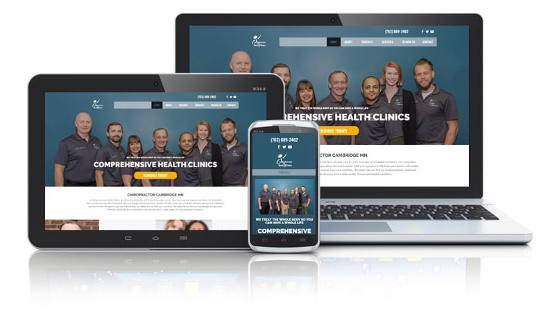 Integrative Health Care Website