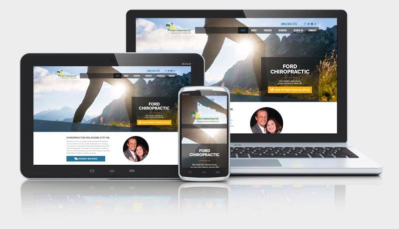 Website Design For Integrative Office