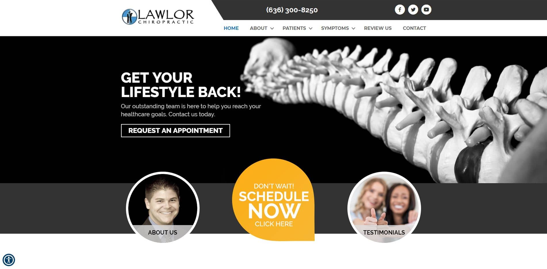 Chiropractor in Weldon Springs