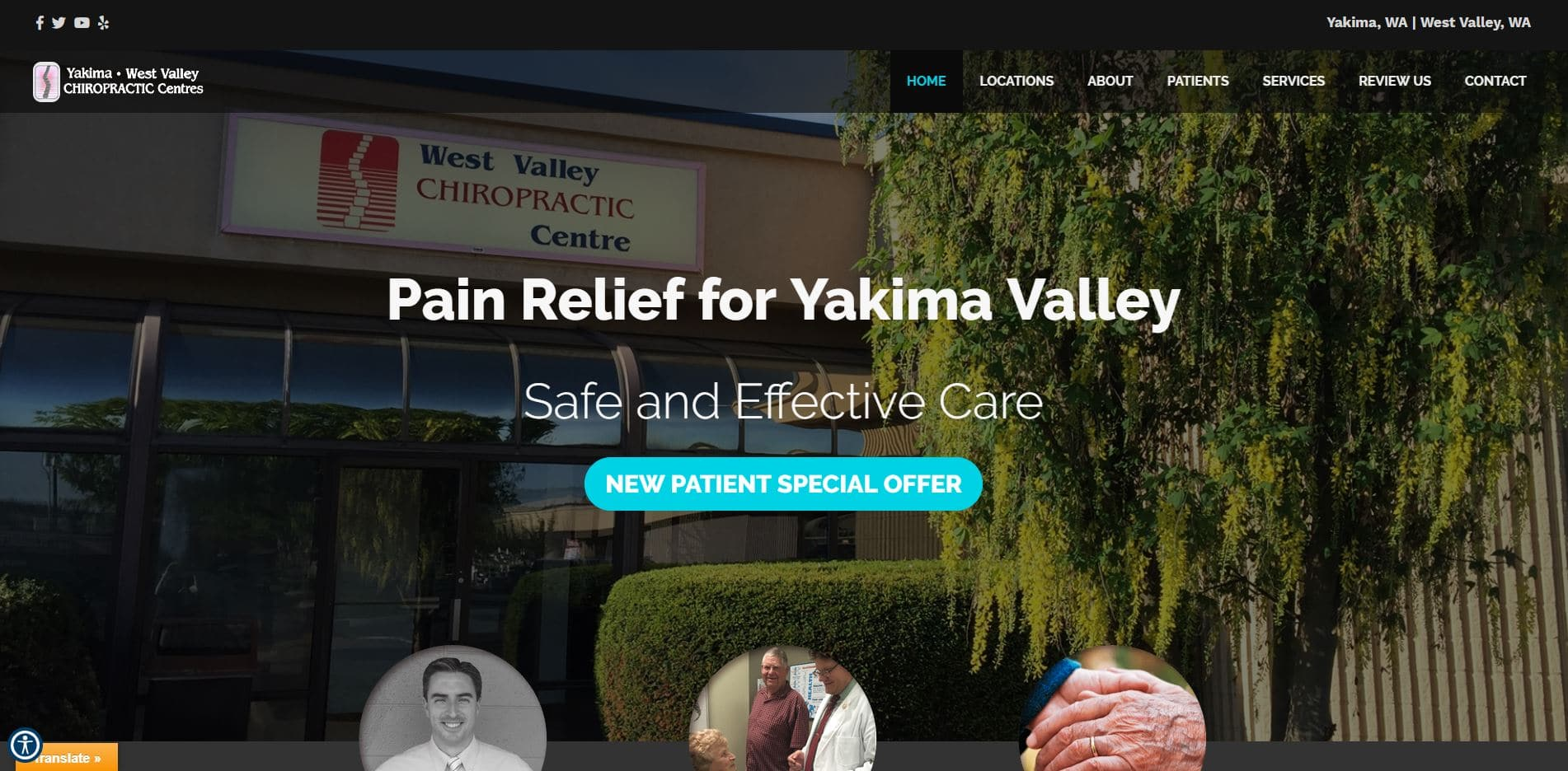 Chiropractor in West Valley