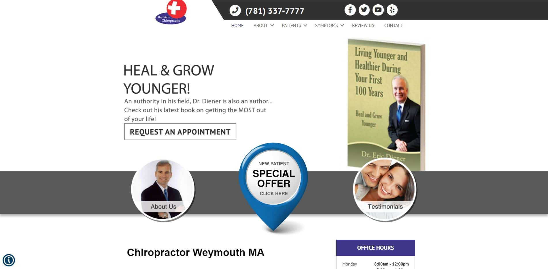 Chiropractor in Weymouth