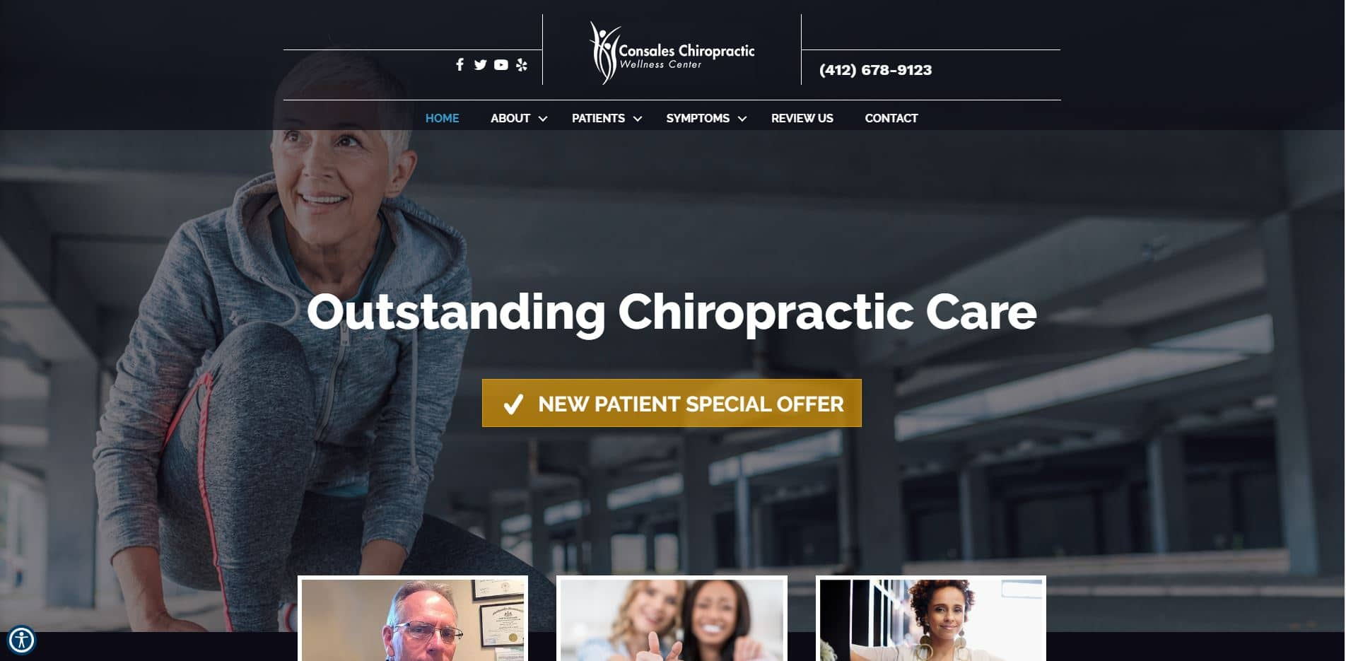 Chiropractor in White Oak
