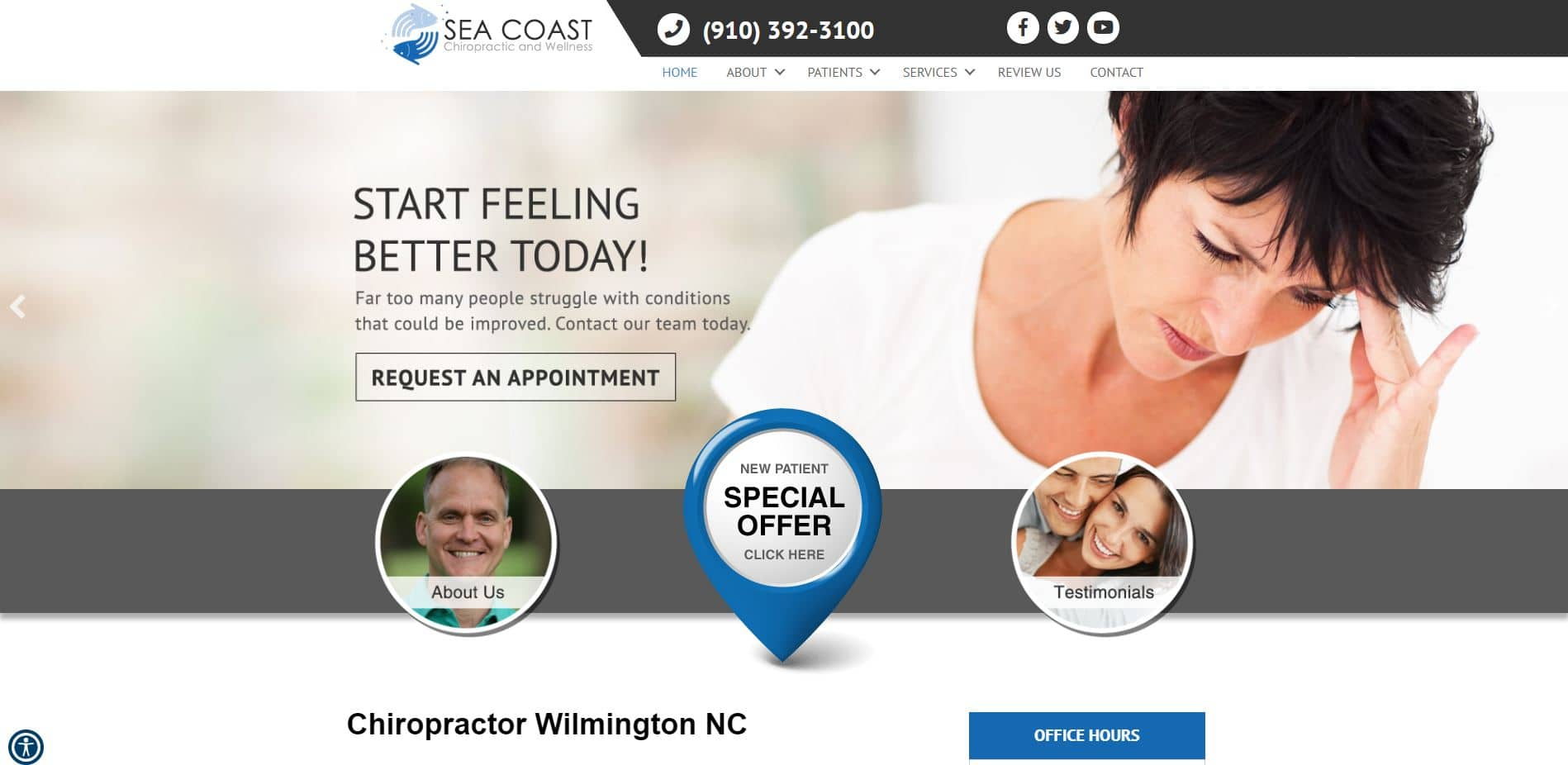 Chiropractor in Wilmington