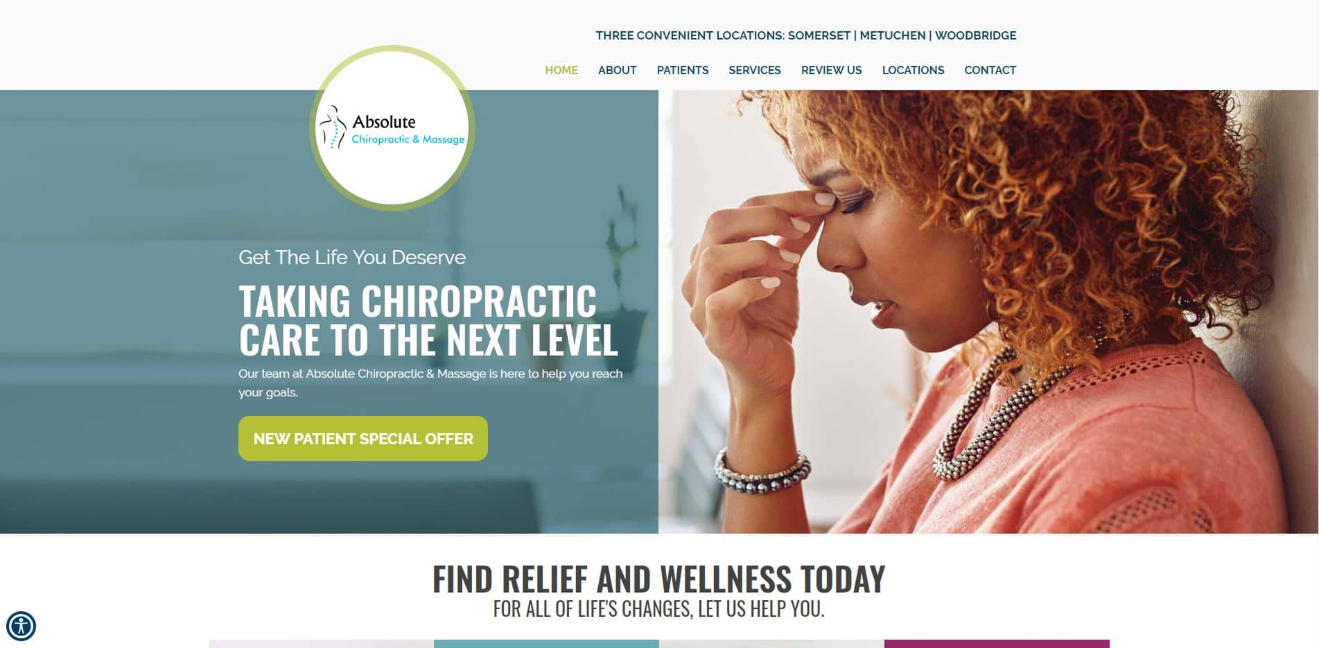 Chiropractor in Woodbridge