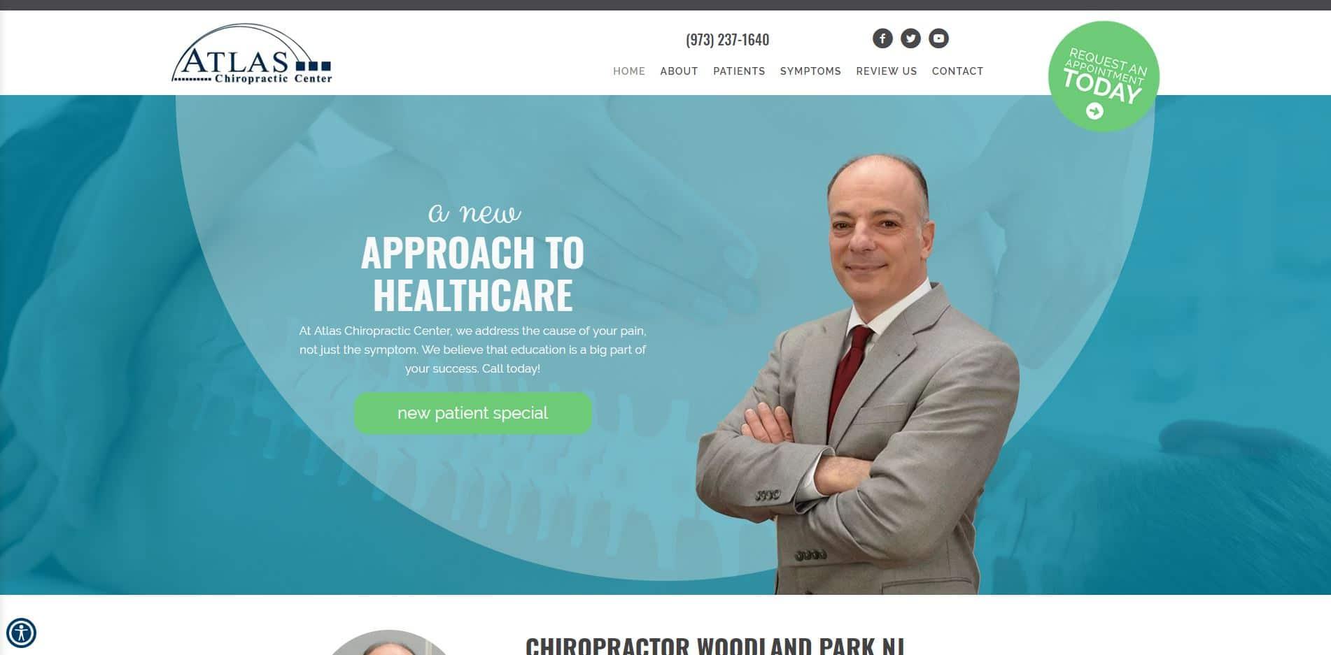 Chiropractor in Woodland Park