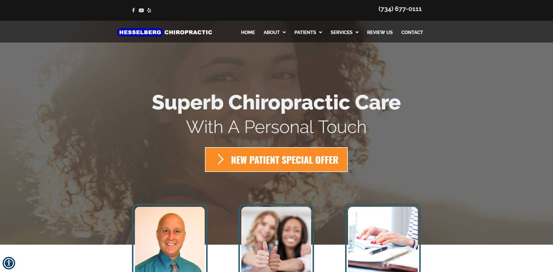 Chiropractor in Ypsilanti