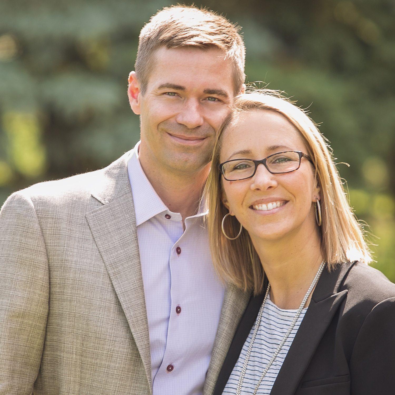 Mike and Aimee Hamilton