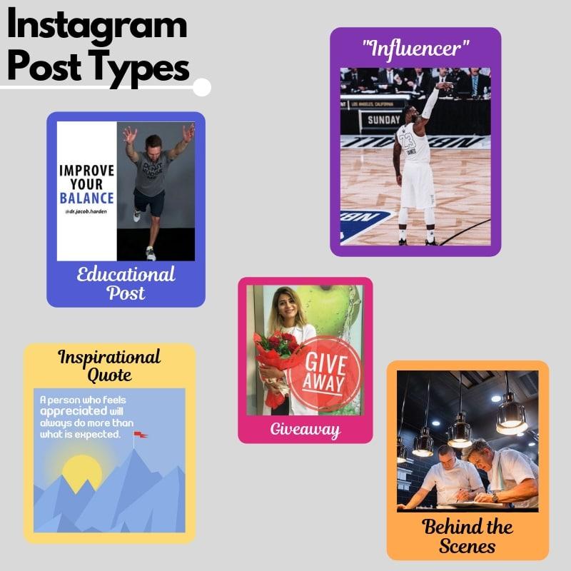 chiropractic instagram marketing