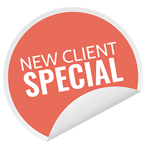 new client special offer