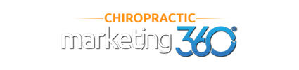 chiropractic marketing 360 logo top 20
